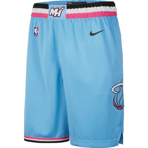 SHORT NIKE MIAMI HEAT CITY EDITION SWINGMAN MASCULINO