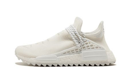 ZAPATILLAS ADIDAS PHARRELL WILLIAMS HUMAM RACE HU NMD TRAIL - BLANCO