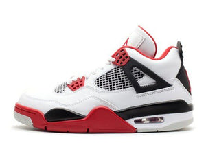 "AIR JORDAN 4 RETRO ""FIRE RED"" HOMBRE"