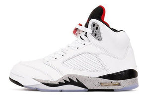 "AIR JORDAN 5 RETRO ""WHITE CEMENT"" HOMBRE"