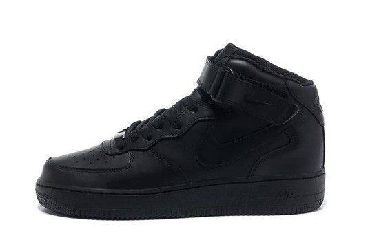 ZAPATILLAS NIKE AIR FORCE 1 MID '07 - NEGRO
