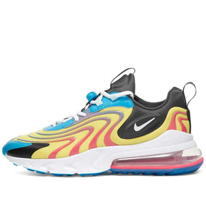 "ZAPATILLAS NIKE AIR MAX 270 REACT ENG ""LASER BLUE"""