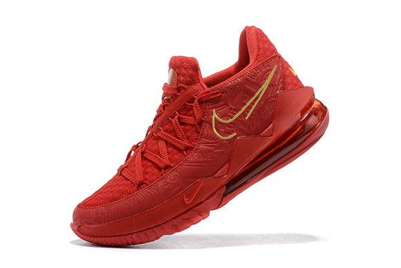 ZAPATILLAS NIKE LEBRON 17 LOW X TITAN