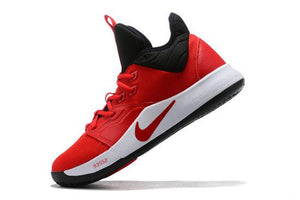 "ZAPATILLAS NIKE PAUL GEORGE 3 ""UNIVERSITY RED"" PARA HOMBRE"