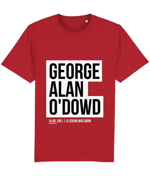 George Alan O'Dowd - aka Boy George - T-Shirt - DadiTude
