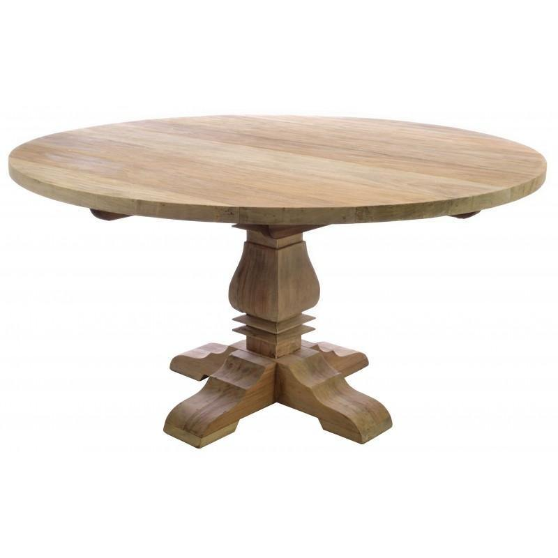 150cm Round Dining Table - DadiTude