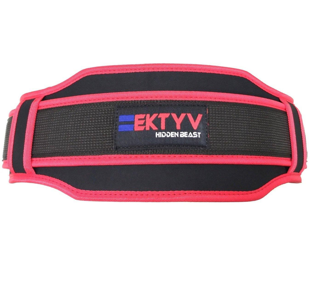 Weight Lifting Belt Neoprene Padded GYM Fitness