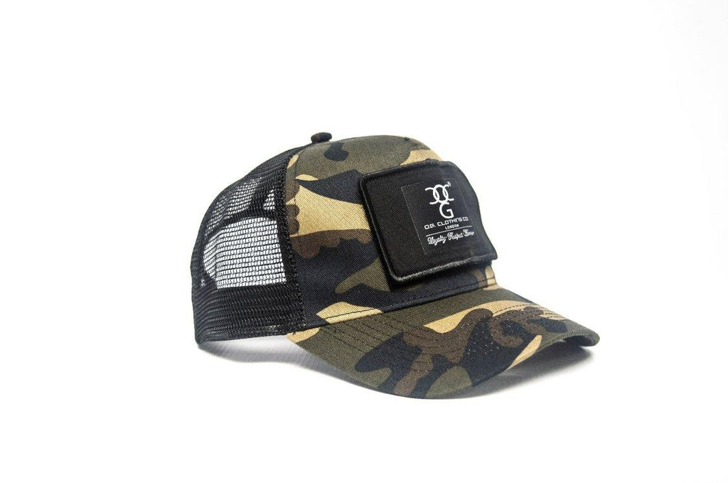 OG Trucker Patch Camouflage - DadiTude