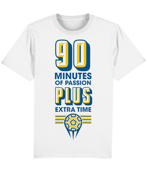 90 Minutes of Passion, Plus Extra Time T-Shirt