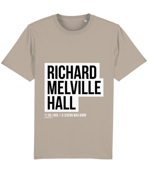 Richard Melville Hall - aka Moby - T-Shirt - DadiTude