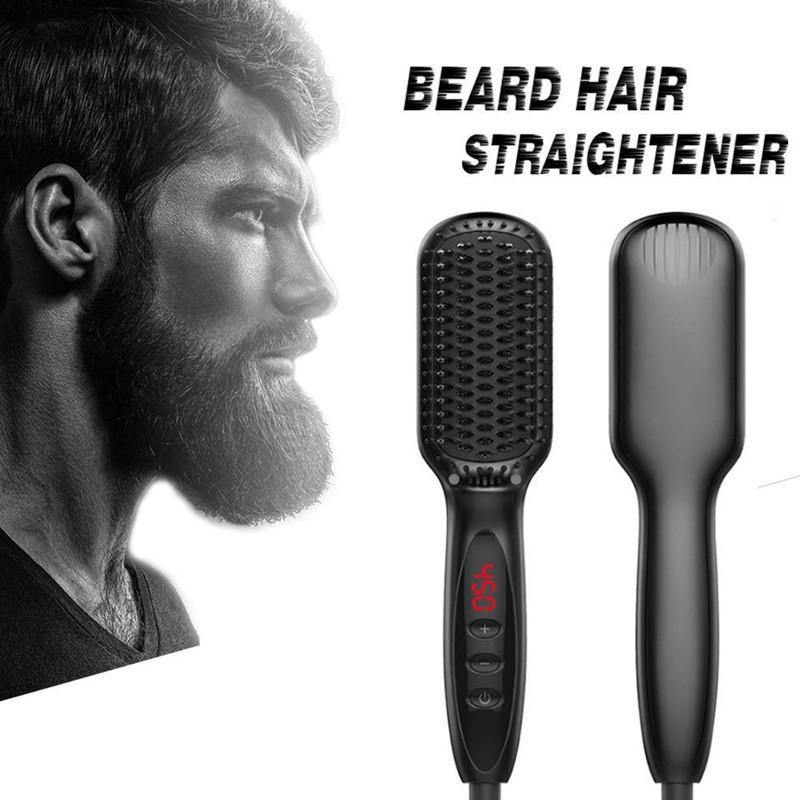 Electric Beard Hair Straightener Wet & Dry - DadiTude