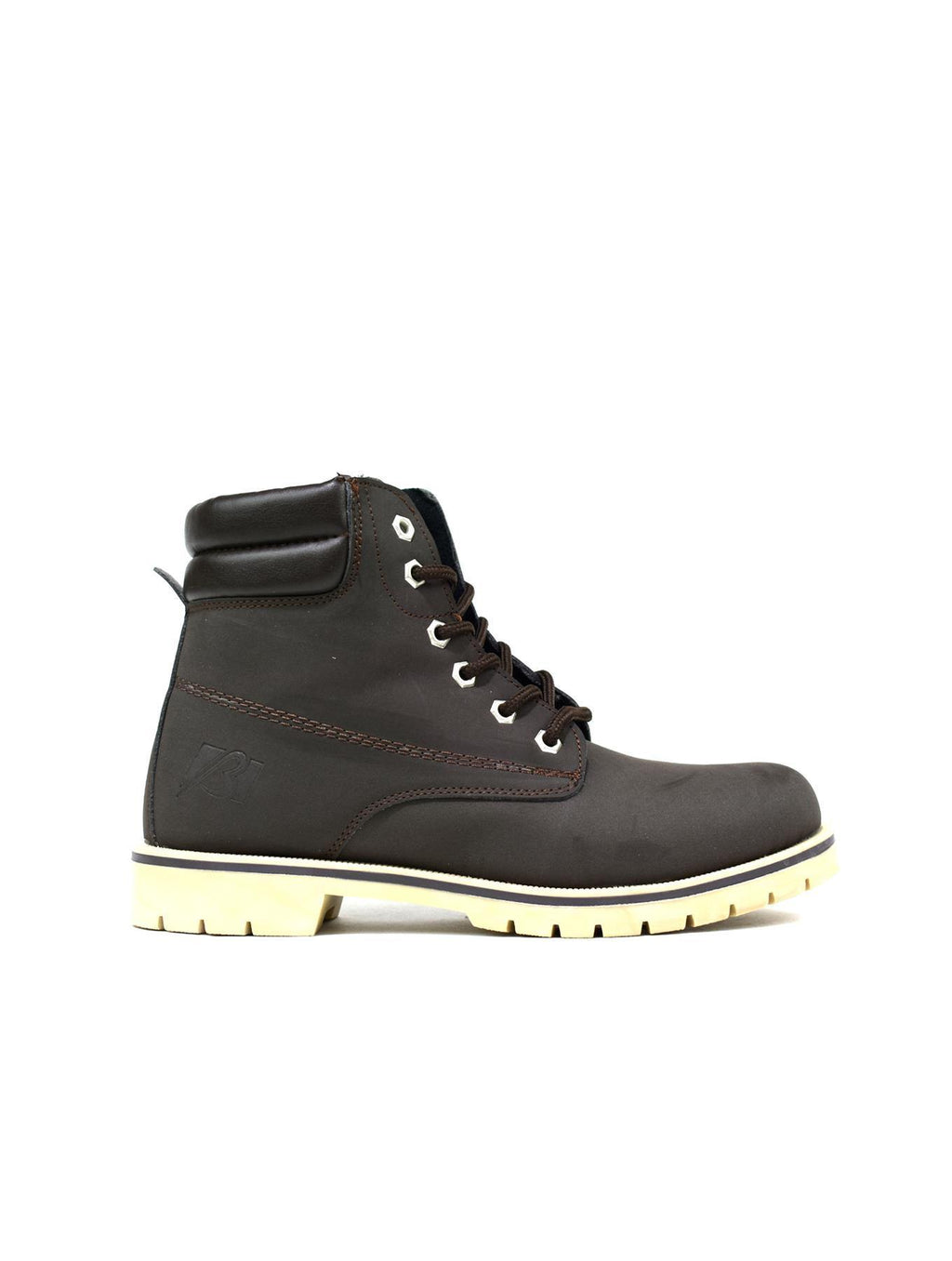 Bartium High Top Boot Brown - DadiTude