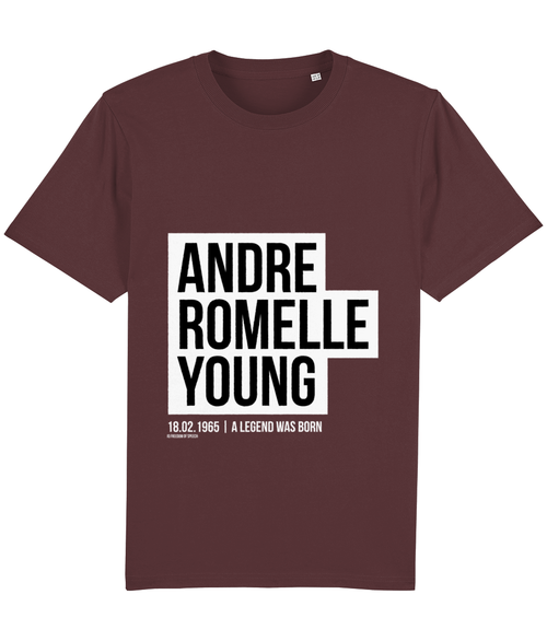 Andre Romelle Young - aka Dr Dre - T-Shirt - DadiTude
