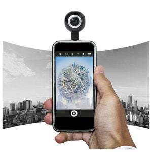360º Camera for Smartphone HD 145771 - DadiTude