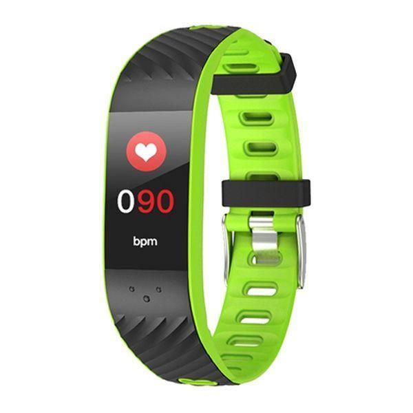 "Activity Bangle BRIGMTON BSPORT-16-V 0,96"" OLED Bluetooth Green - DadiTude"