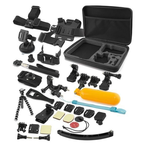 Accessories for Sports Camera (38 pcs) - DadiTude