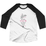 It was Club at First Sight Unisex Baseball Shirt
