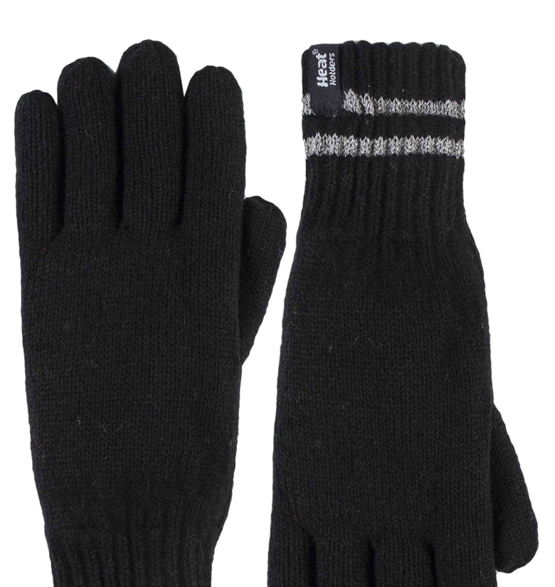 Mens Hi-Visibility Reflective Thermal Gloves - DadiTude