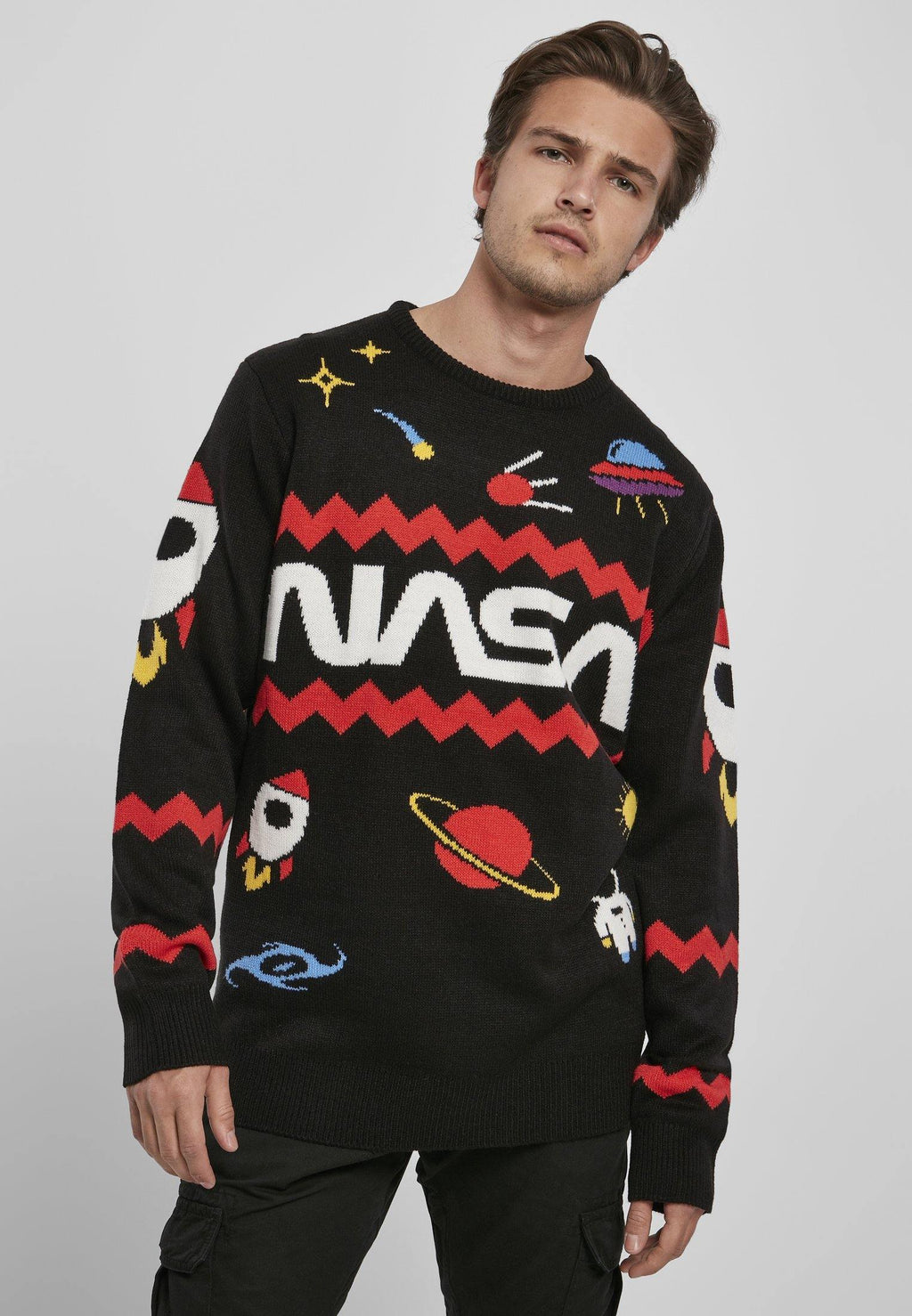 NASA Xmas Sweater - DadiTude