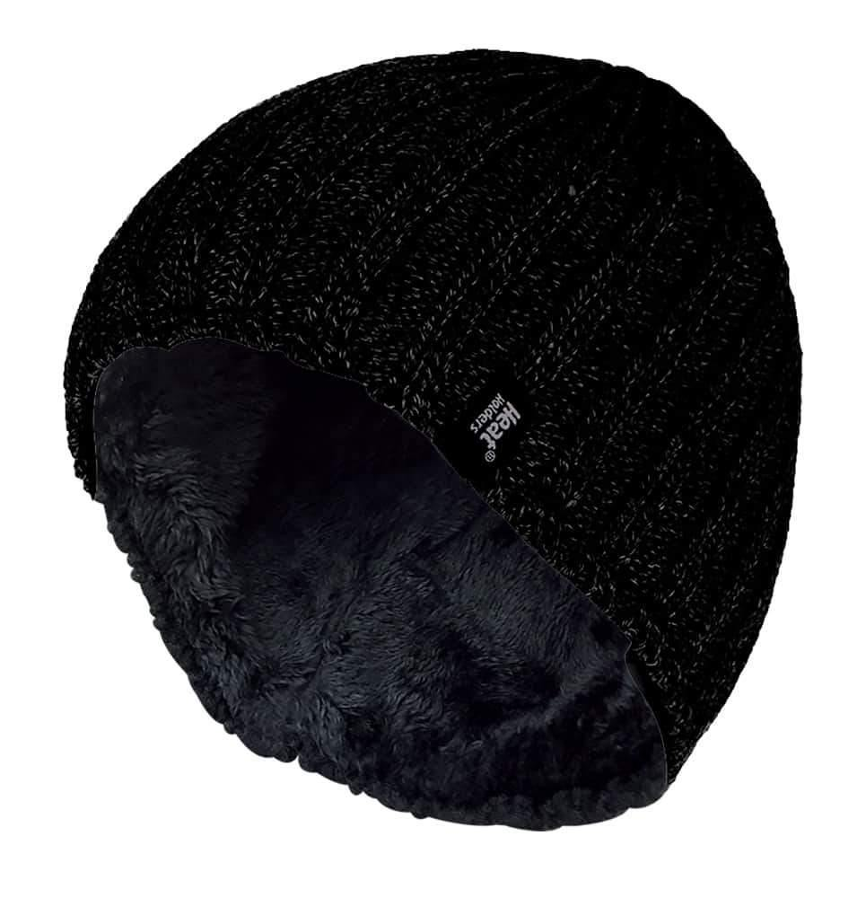Mens Fleece Lined Thermal Beanie Hat - DadiTude