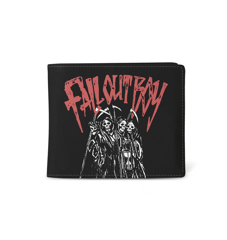 Fall Out Boy Wallet - Reaper Gang - DadiTude