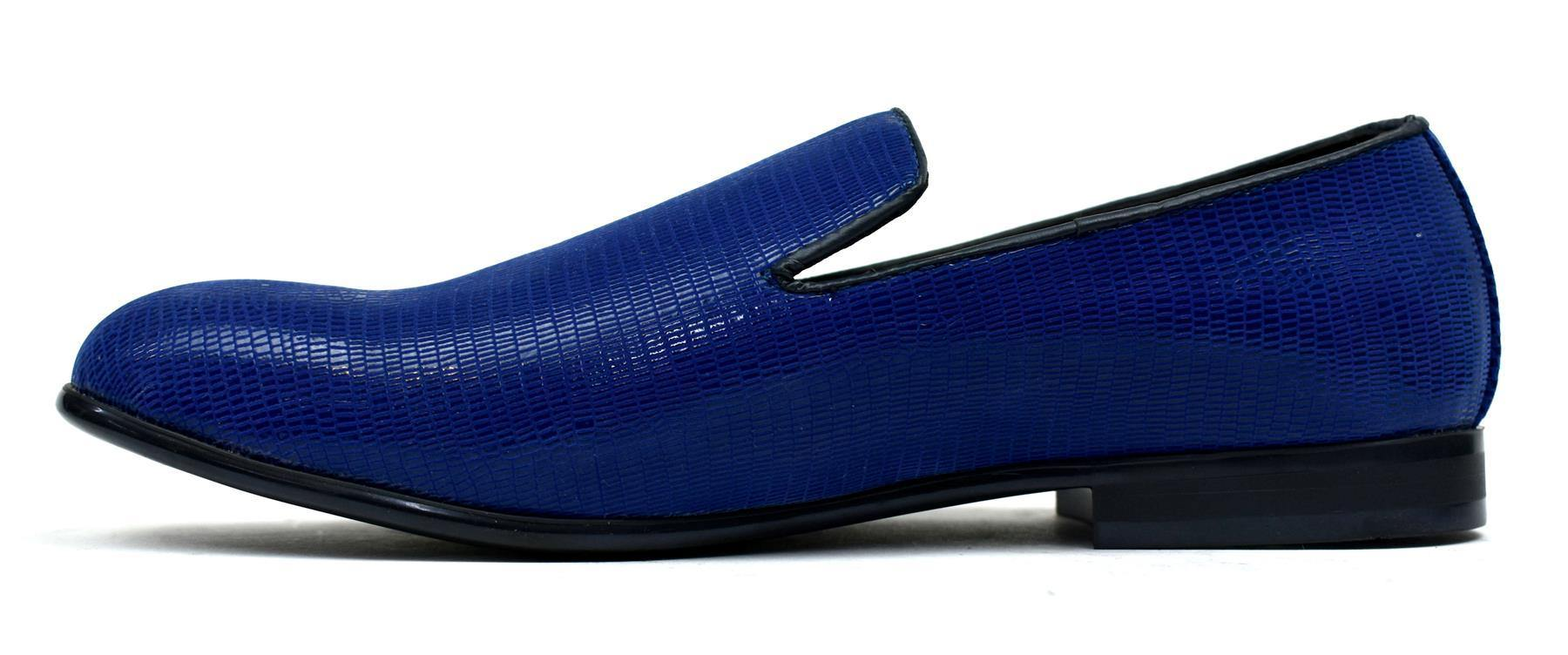 Men's Croc Loafer Blue - DadiTude