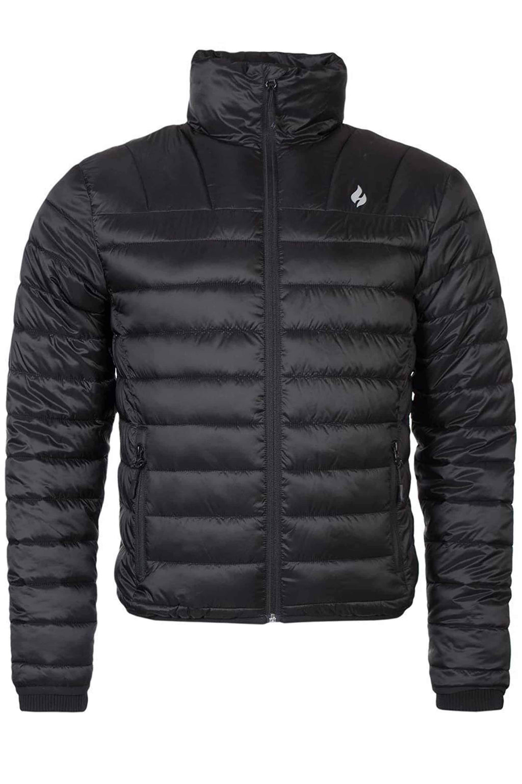 Mens Thermal Waterproof Fleece Lined Puffer Jacket - DadiTude