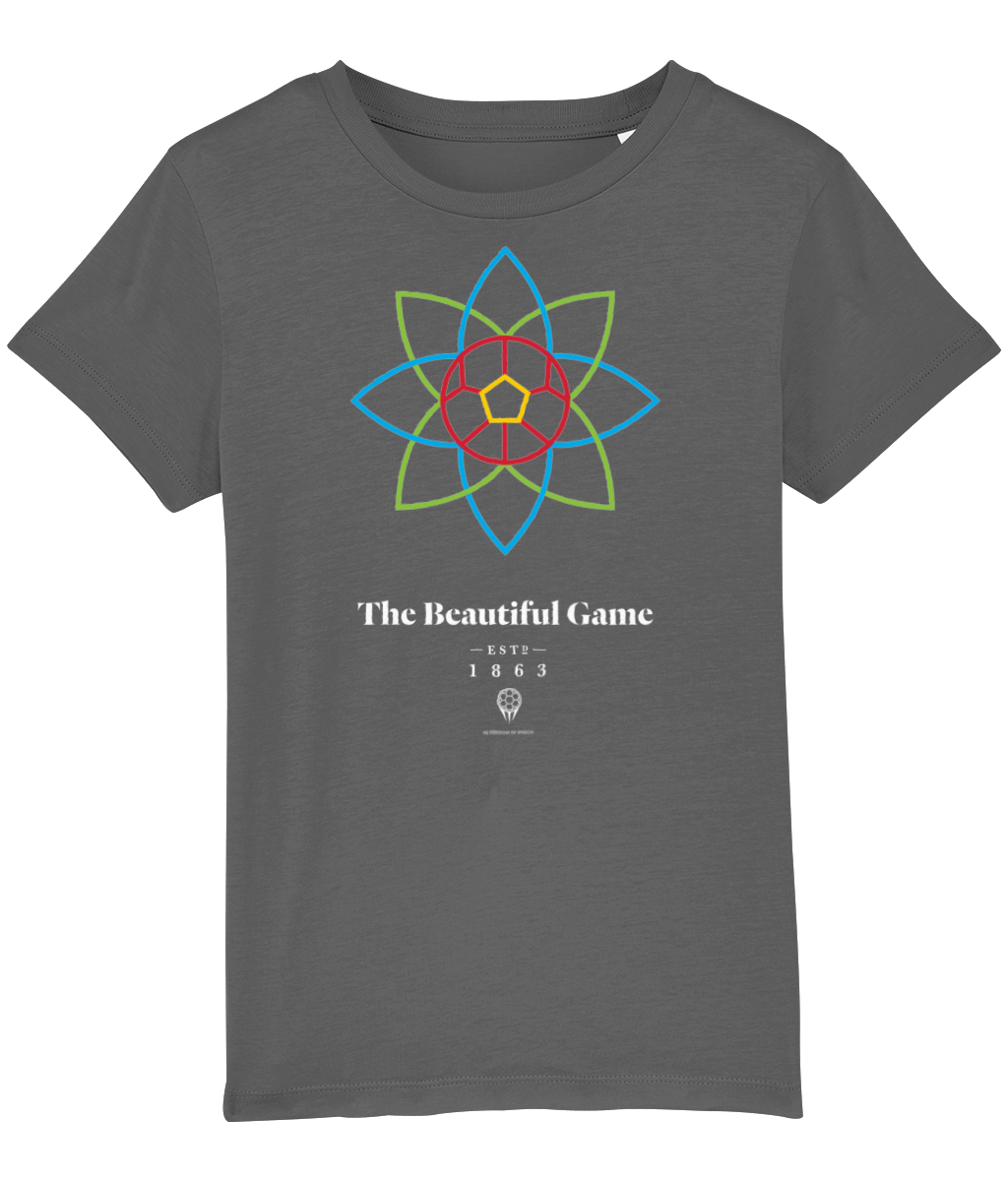 The Beautiful Game - Kids T-Shirt - Pelé