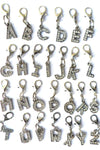 A-Z Crystal Letter Pet Charms - DadiTude