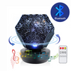 LED Bluetooth Speaker & Star Light Projector