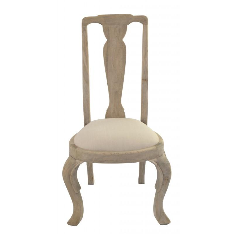 Dining Chair Tall Back Upholstered Seat