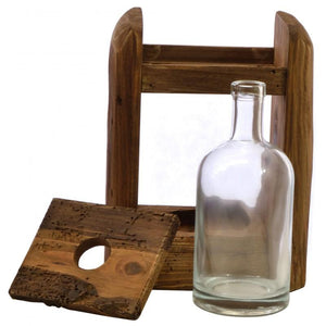 Deziiner Fair Isle 1 Bottle Display Shelf