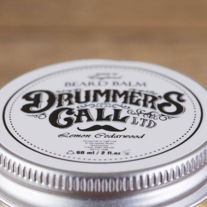 Lemon Cedarwood Beard Balm - DadiTude