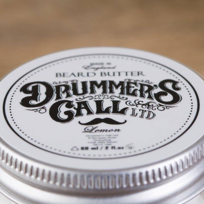 Lemon Beard Butter 60ml - DadiTude