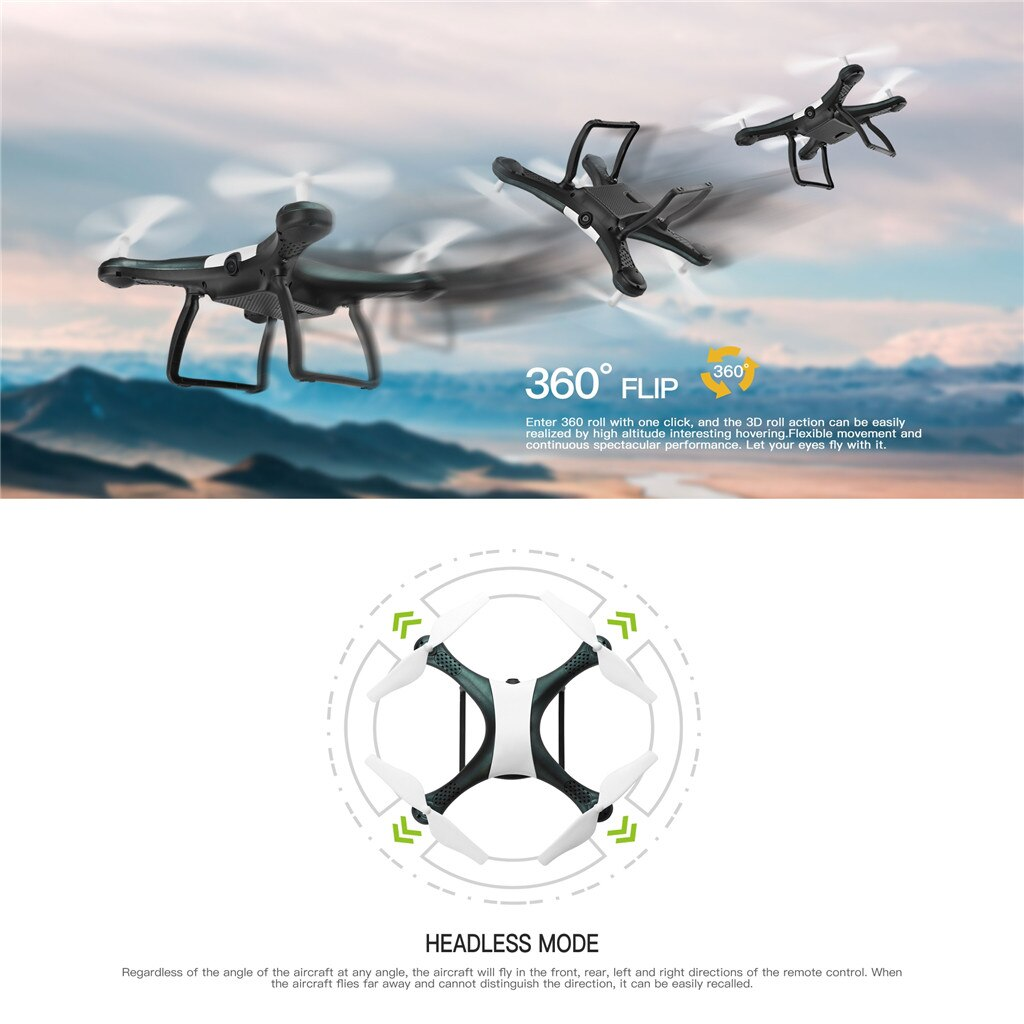 Kids Toys Mini Drone Rc Helicopter Dron