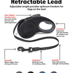 HALTI Retractable Lead