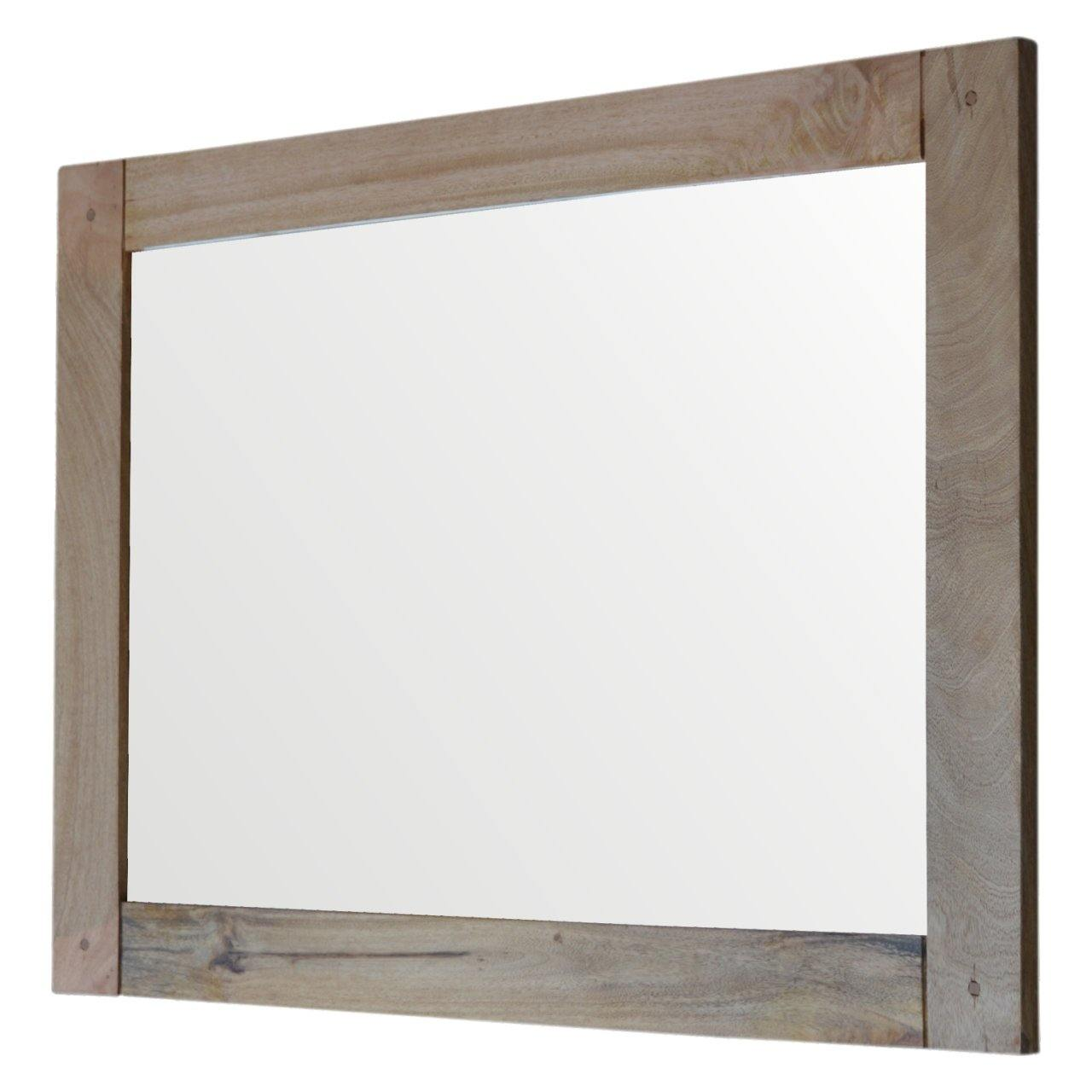 Granary Royale Wooden Mirror Frame - DadiTude