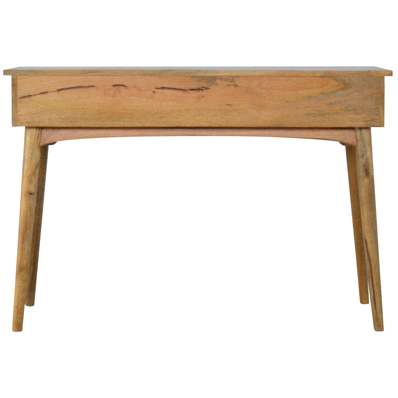 Nordic Style Console Table with 3 Drawers