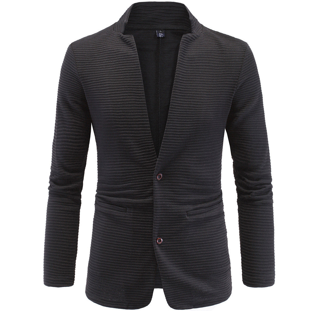 Two Buttons Casual Blazer Jacket