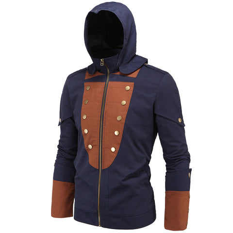 Assassins Jacket with Hood