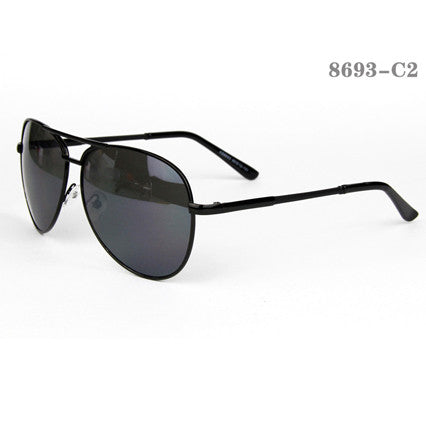 Aviator Style Men Sunglasses #8693-C20