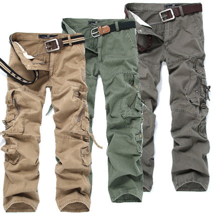 Casual Cargo Men's Pants
