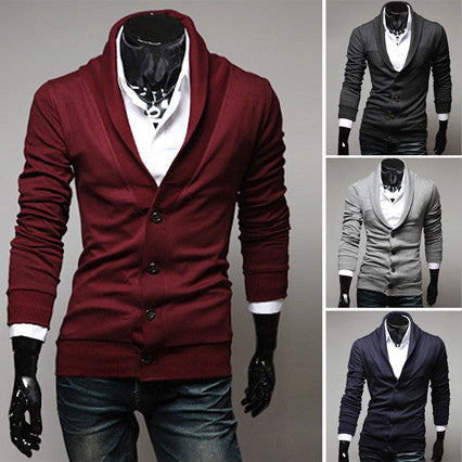 Urban Men Designer Fashion Cardigan