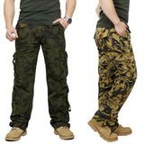 Military Army Camouflage Cargo Pants