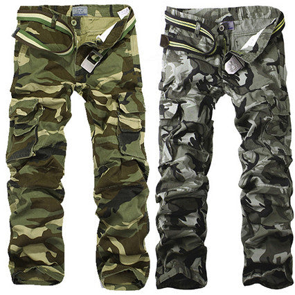 Military Fashion Camouflage Pants