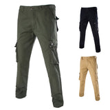 Mens Casual Fashion Cargo Pants