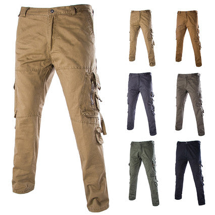 Men's New Style Casual Cargo Pants