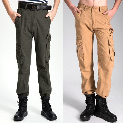 Men's Fashion Casual Cargo Pants