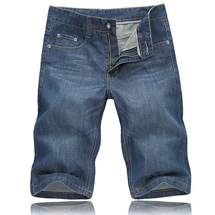 Casual Denim Shorts For Men