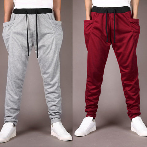 Men's Fashion Harem Style Casual Pants